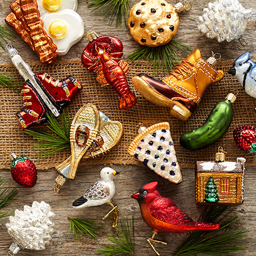 Kitchen Christmas Ornament  2017 Holiday Ornaments