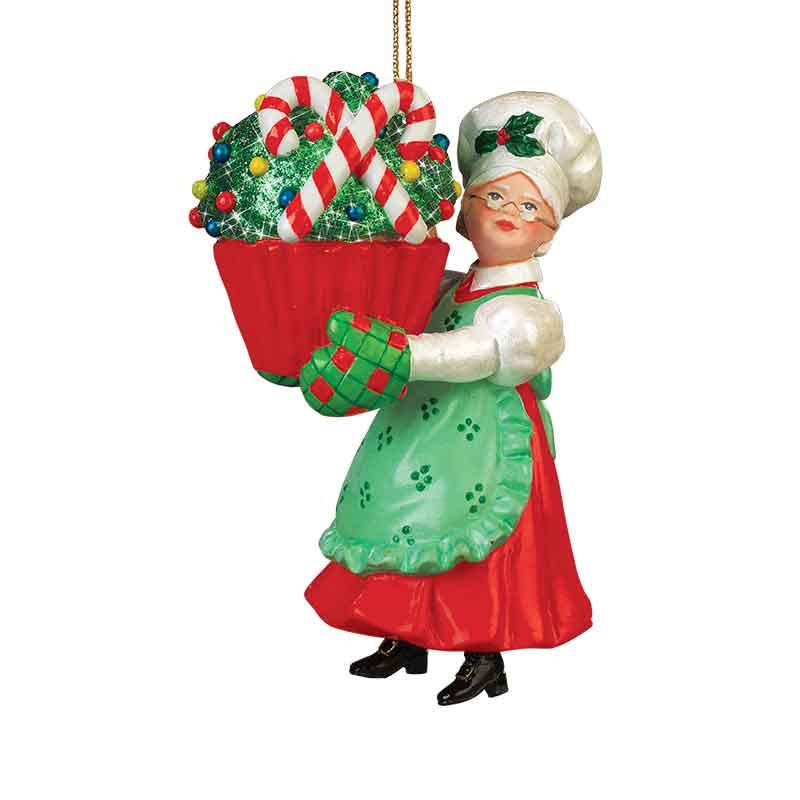 Kitchen Christmas Ornament  Santa s Kitchen Christmas Ornaments Your 1st e is FREE