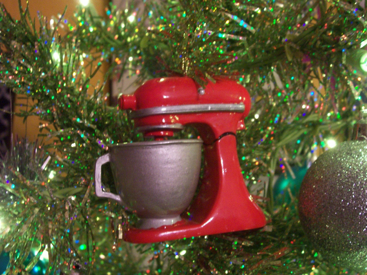 Kitchen Christmas Ornament  Unavailable Listing on Etsy