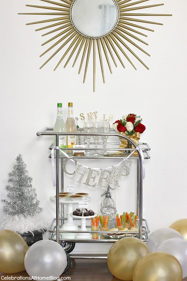 Ladies Christmas Party Ideas  Host a Holiday Girls Night In Celebrations at Home