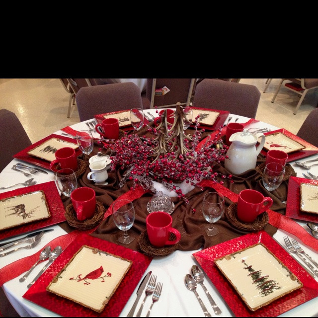 Ladies Christmas Party Ideas  Pin by Candace Jones on Women s Ministry