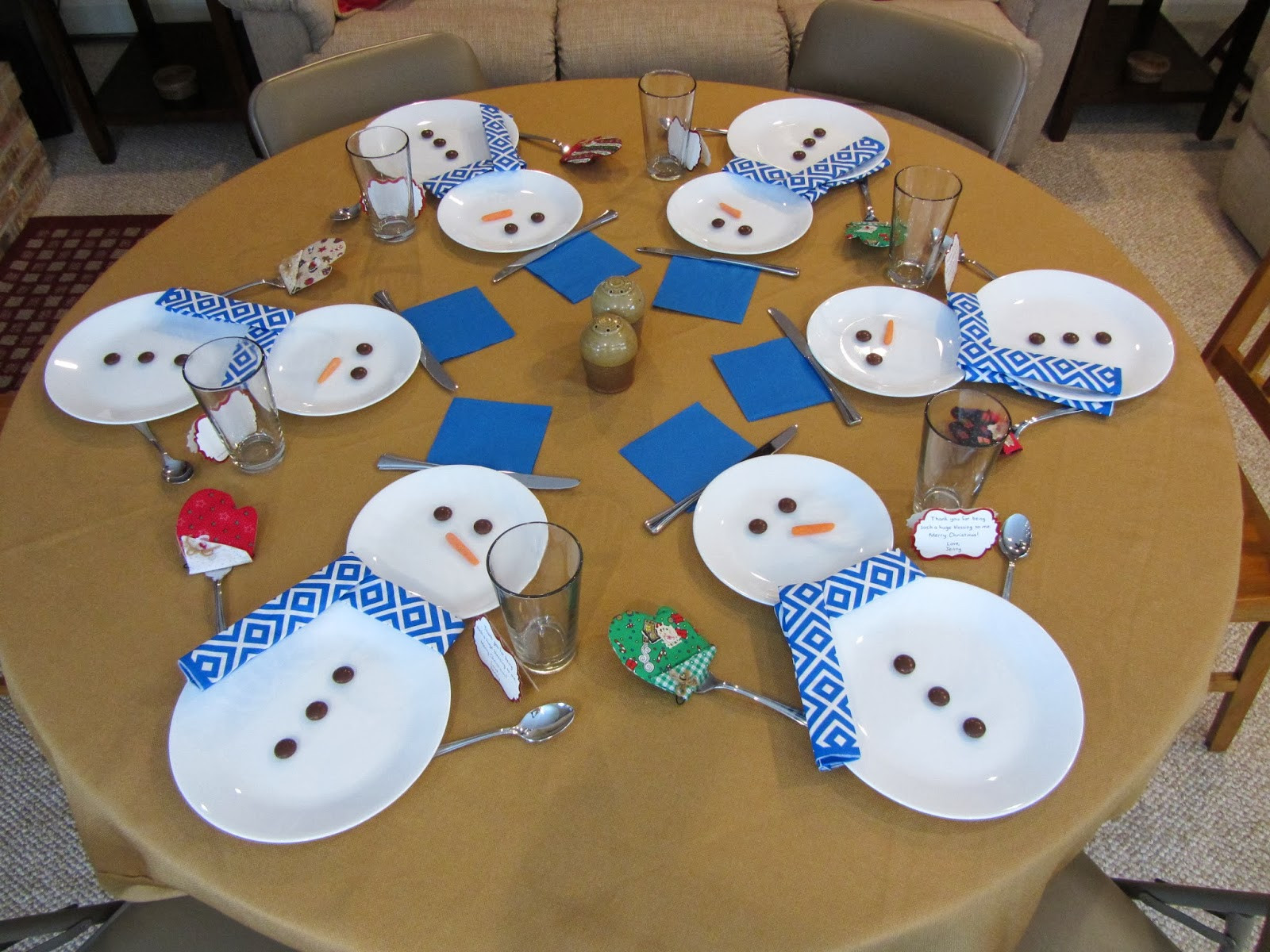 Ladies Christmas Party Ideas  Shady Rest La s Small Group Christmas Party