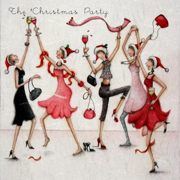 Ladies Christmas Party Ideas  La s Christmas party at The Odd Wheel Pub Plymouth