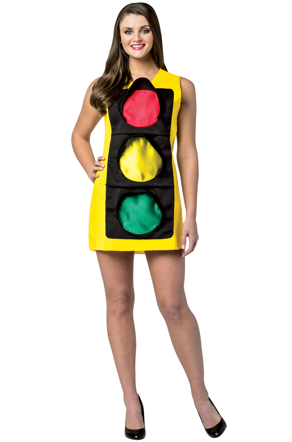 Lamp Halloween Costume  Traffic Light Dress Adult Costume PureCostumes