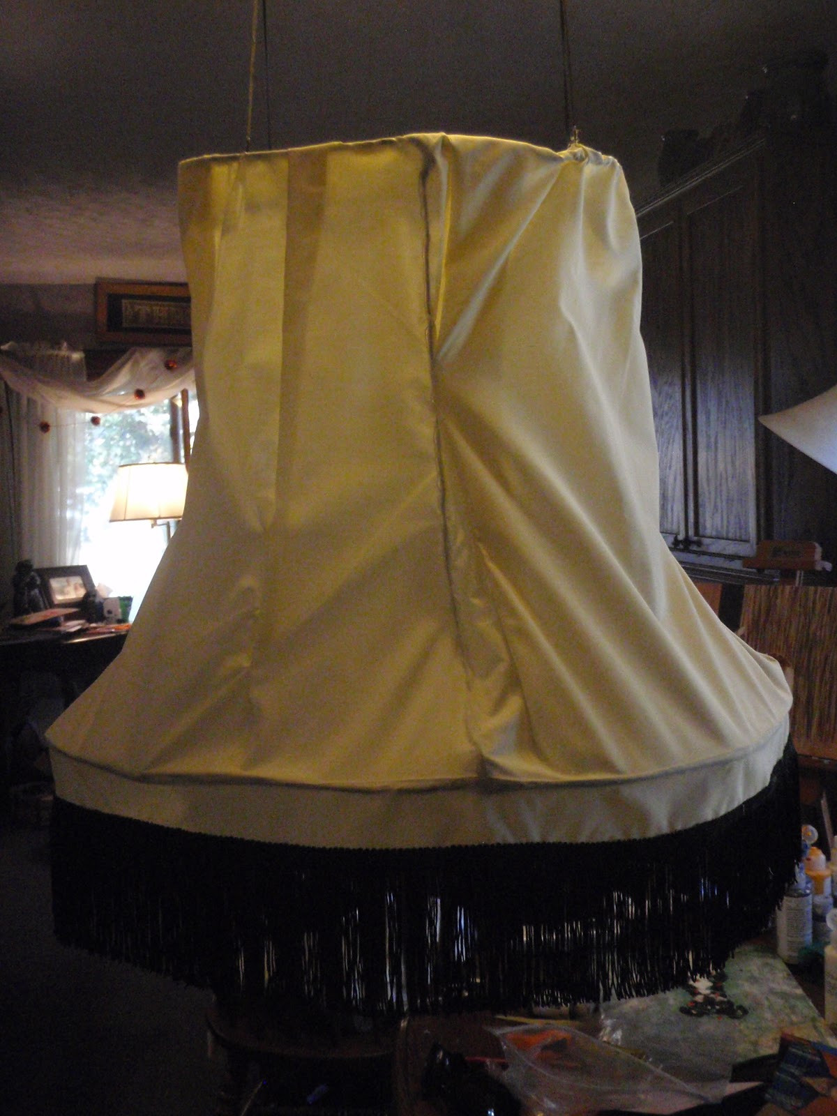 Lamp Halloween Costume  Artbrat s Bits and Pieces A Christmas Story Leg Lamp