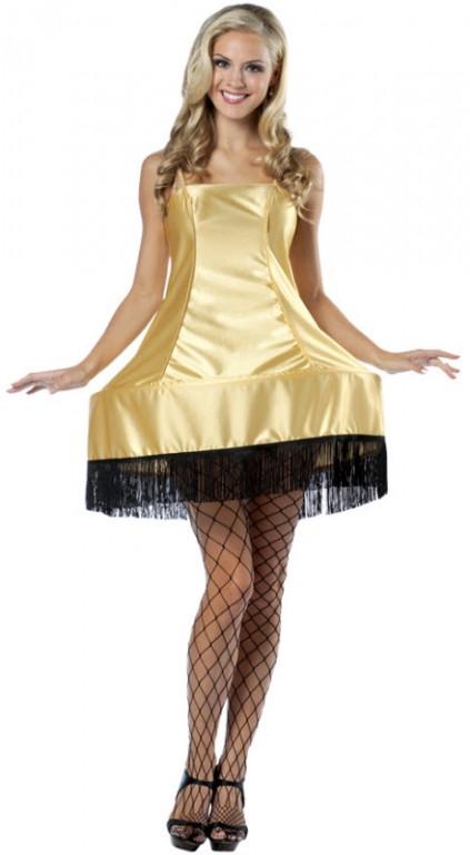 Lamp Shade Halloween Costume  Women s Christmas Story Leg Lamp Costume Adult Costumes