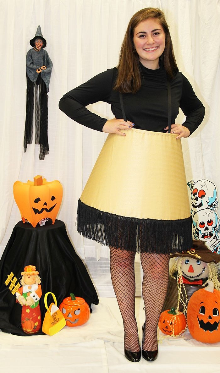 Lamp Shade Halloween Costume  1000 images about DIY Halloween GOODies on Pinterest