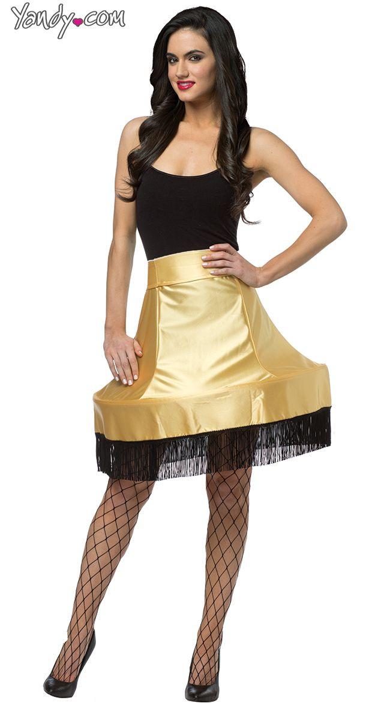 Lamp Shade Halloween Costume  Christmas Story Leg Lamp Costume Skirt too funny