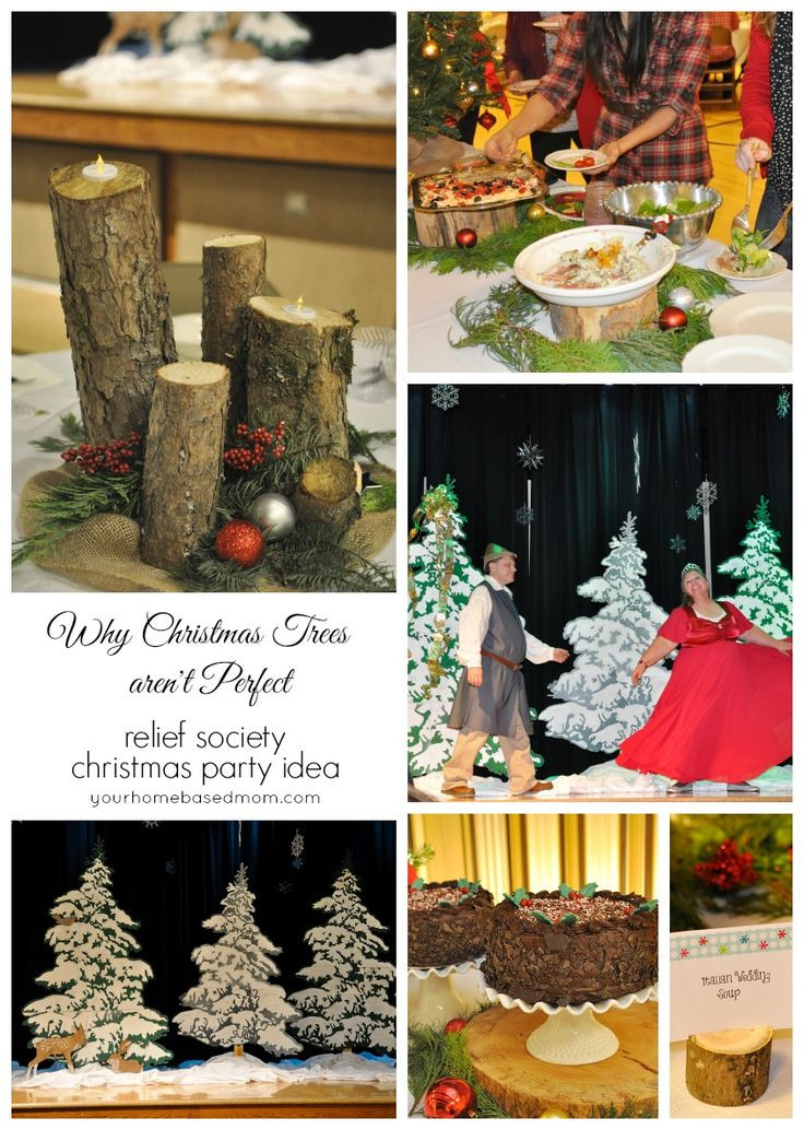Lds Christmas Party Ideas  1000 ideas about Relief Society Christmas on Pinterest