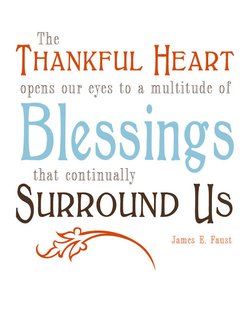 Lds Thanksgiving Quotes  21 Days of Gratitude Challenge Free Thanksgiving Subway