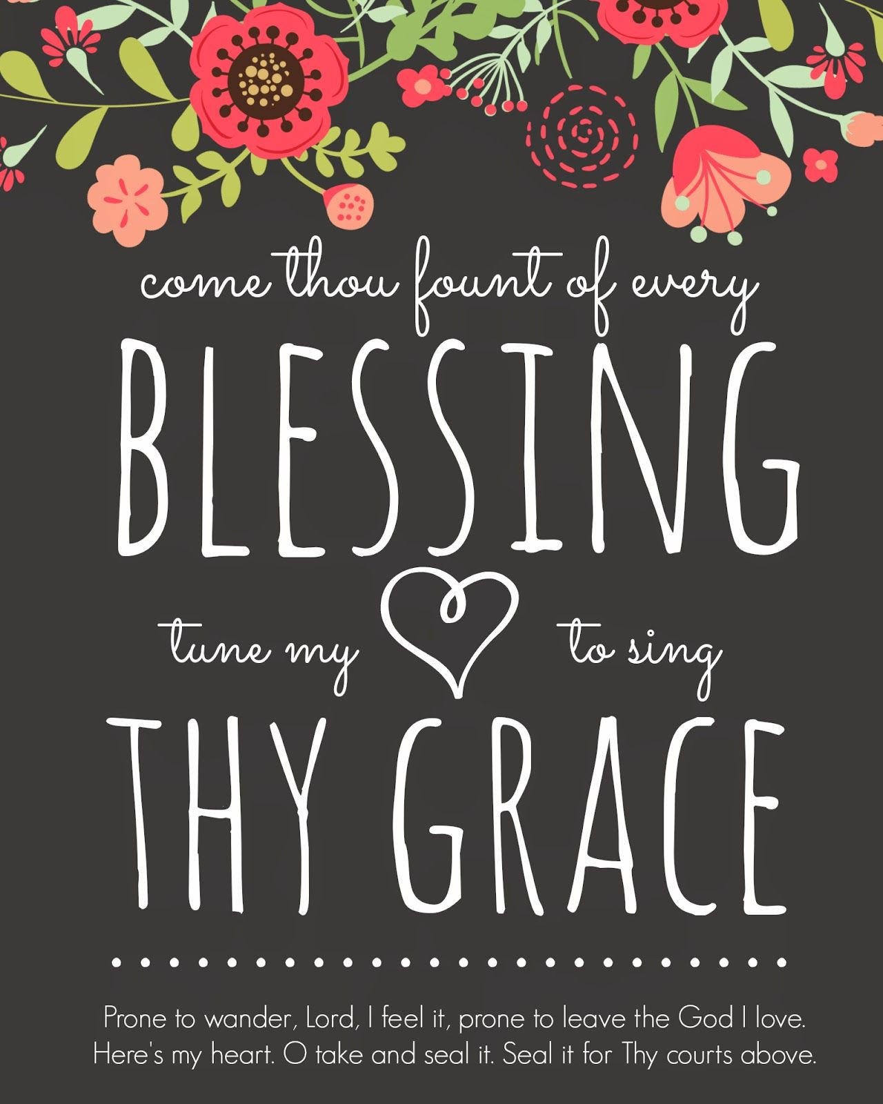 Lds Thanksgiving Quotes  Great Printable from restlessrisa thankful blessings