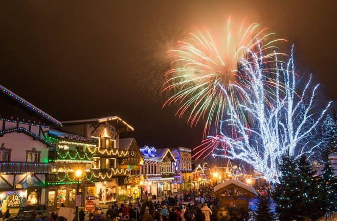 Leavenworth Christmas Lighting  Fall Activities You Should Not Miss – Life at Green River