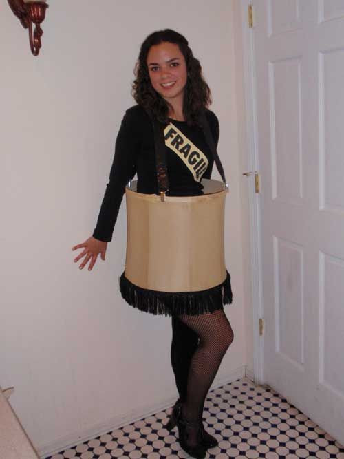 Leg Lamp Halloween Costume  Christmas parties Homemade and Lol funny on Pinterest