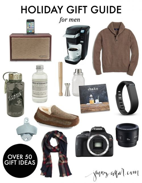 Mens Christmas Gift Ideas  Holiday Gift Guide for Men