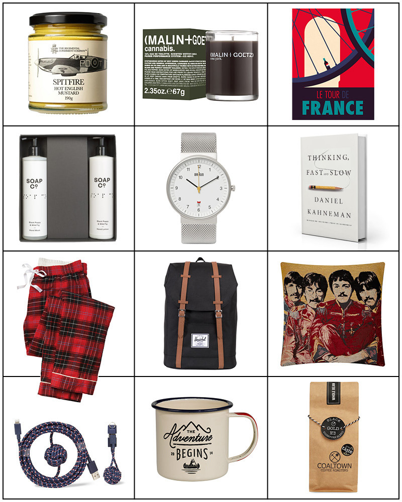 Mens Christmas Gift Ideas  12 Christmas Gift Ideas for Men Coco s Tea Party