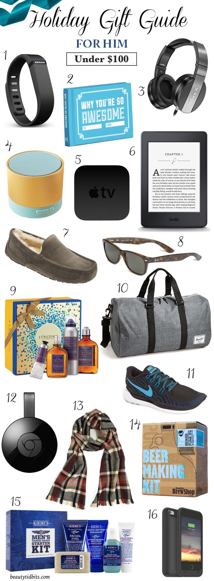 Mens Christmas Gift Ideas  Best 25 Men birthday presents ideas on Pinterest