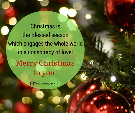Merry Christmas Quotes  Best Christmas Cards Messages Quotes Wishes