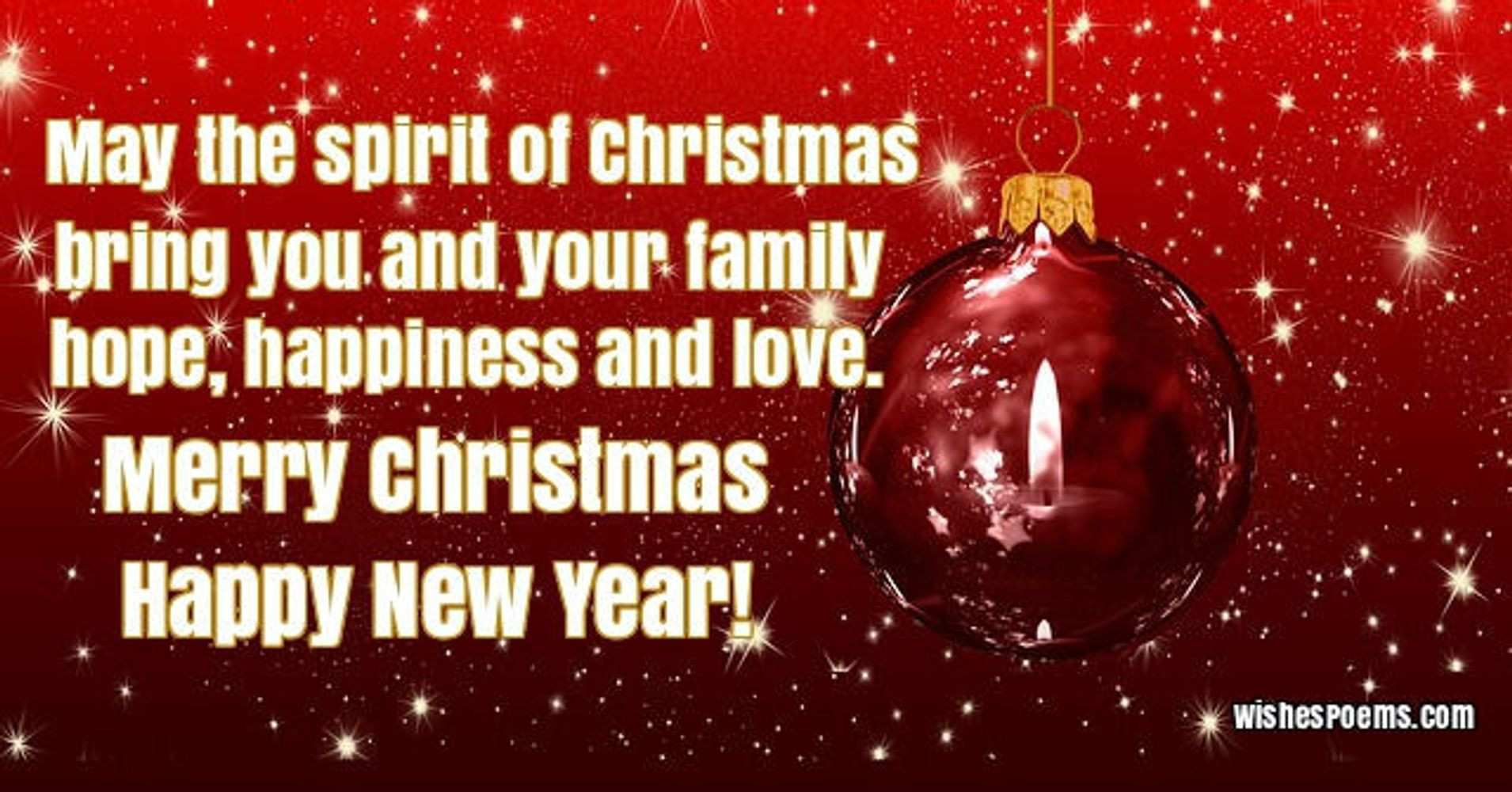 Merry Christmas Quotes  35 Christmas Card Messages What to Write in a Christmas