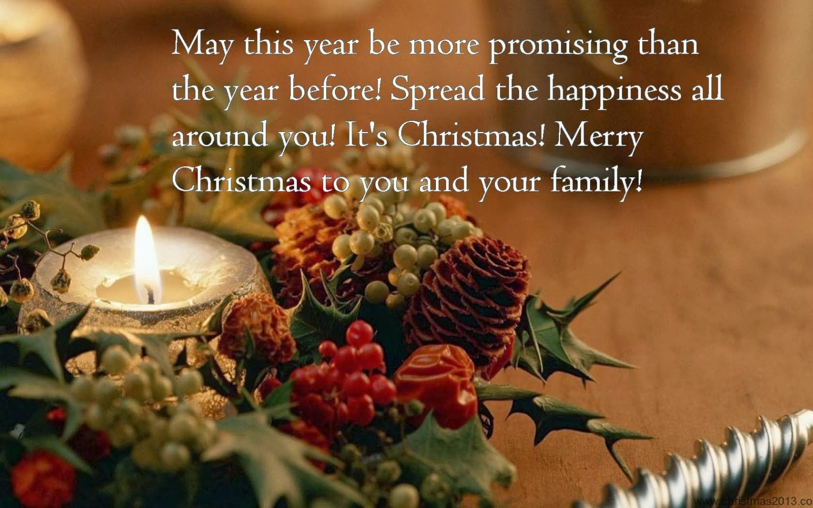 Merry Christmas Quotes  31 Beautiful Merry Christmas