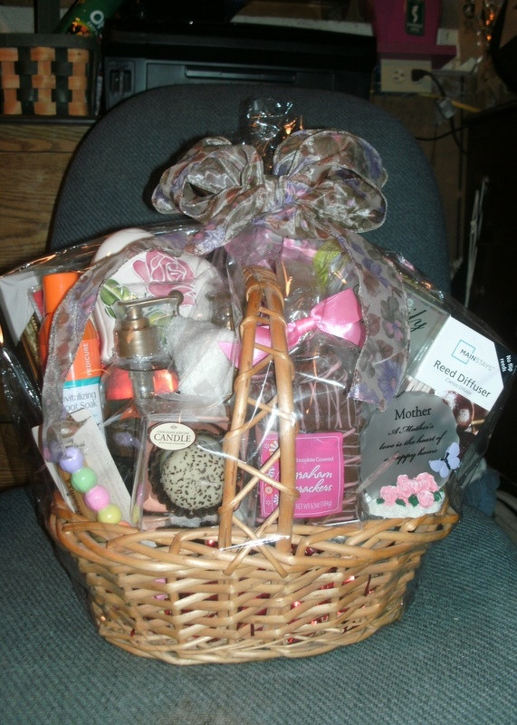 Mothers Day Gift Basket Ideas  Mother s Day Gift Basket