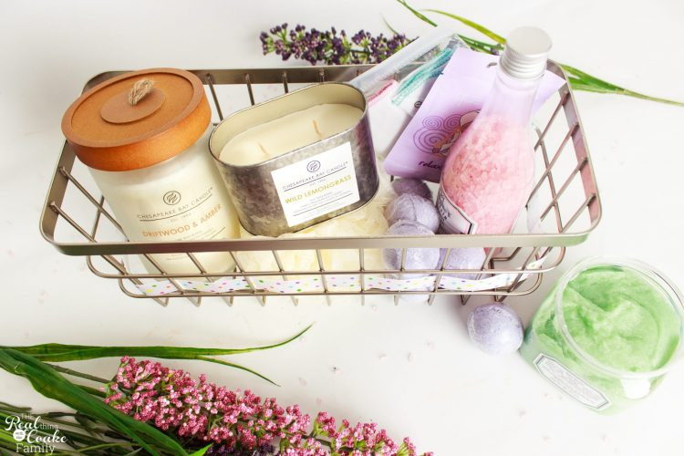 Mothers Day Gift Basket Ideas  Easy and Beautiful DIY Mother s Day Gift Basket Idea