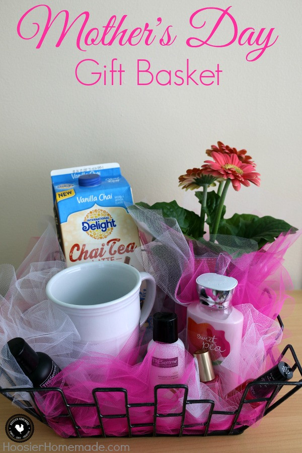 Mothers Day Gift Basket Ideas  Mother s Day Gift Basket Hoosier Homemade