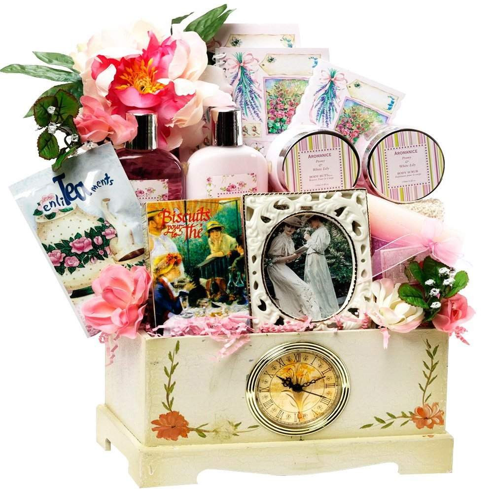 Mothers Day Gift Basket Ideas  Top 5 Best Mother's Day Gift Baskets
