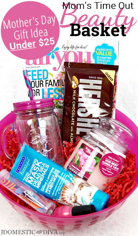 Mothers Day Gift Basket Ideas  DIY Mother s Day Gift Ideas Crazy Little Projects