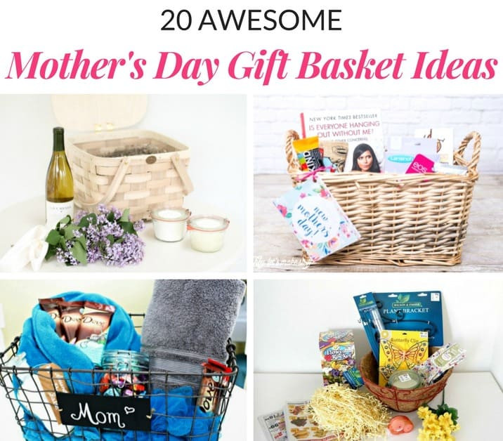Mothers Day Gift Basket Ideas  AWESOME MOTHER S DAY GIFT BASKET IDEAS Mommy Moment
