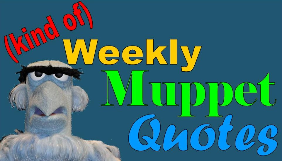 Muppet Christmas Carol Quotes  Kind of Weekly Muppet Quotes Spotlight Sam the Eagle