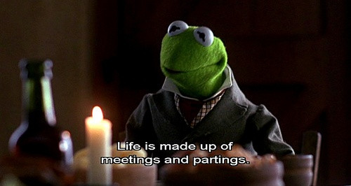 Muppet Christmas Carol Quotes  We're just walking each other home – Adventure and Wonder