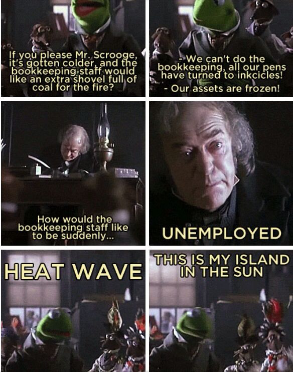 Muppet Christmas Carol Quotes  1247 best images about Movies on Pinterest