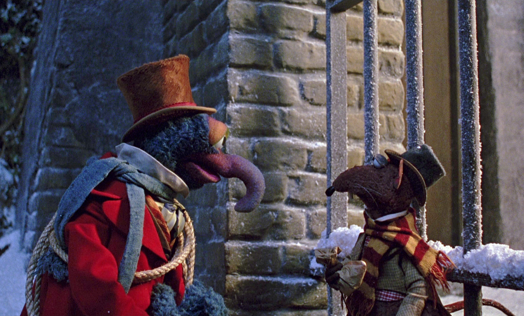 Muppet Christmas Carol Quotes  Rizzo the Rat Muppet Wiki