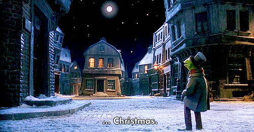 Muppet Christmas Carol Quotes  film kermit the frog Steve Whitmire the muppet christmas
