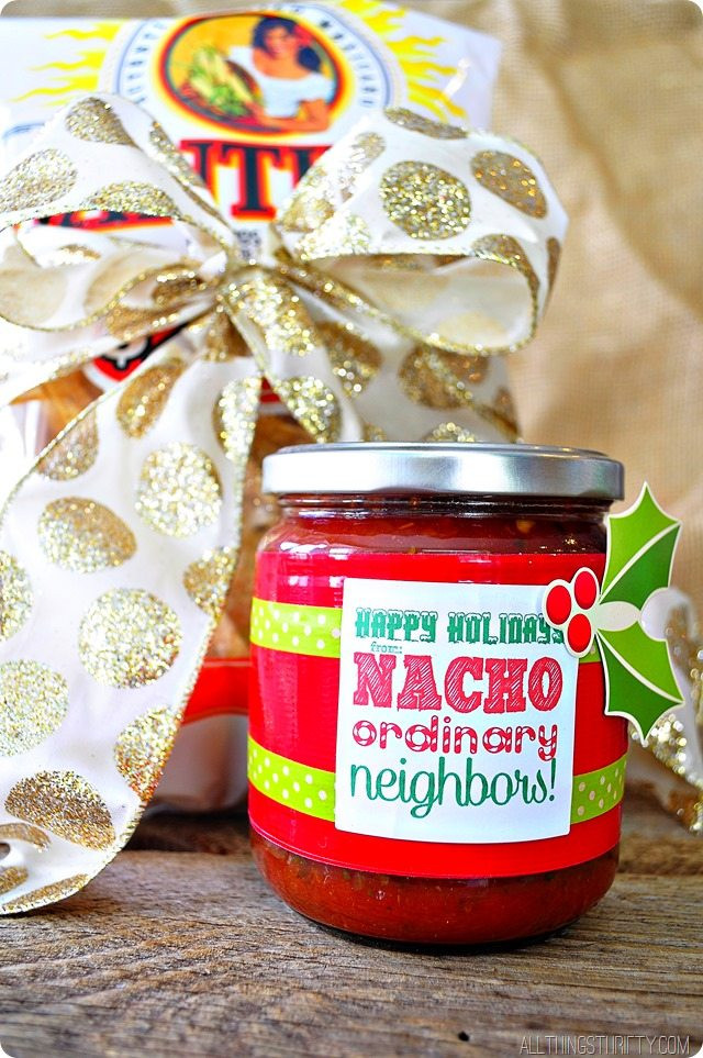 Neighbors Gift Ideas For Christmas  Super Easy Neighbor Gift Ideas
