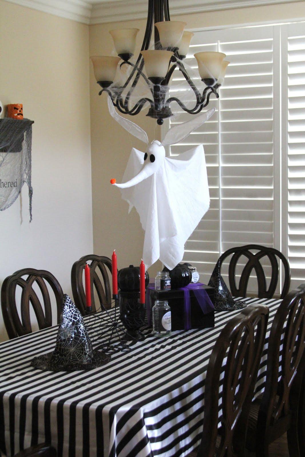 Nightmare Before Christmas Decorations DIY  Scrap Happens Nightmare Before Christmas Party Zero