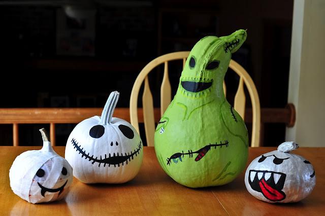 Nightmare Before Christmas Decorations DIY  11 DIY Nightmare Before Christmas Halloween Party Ideas