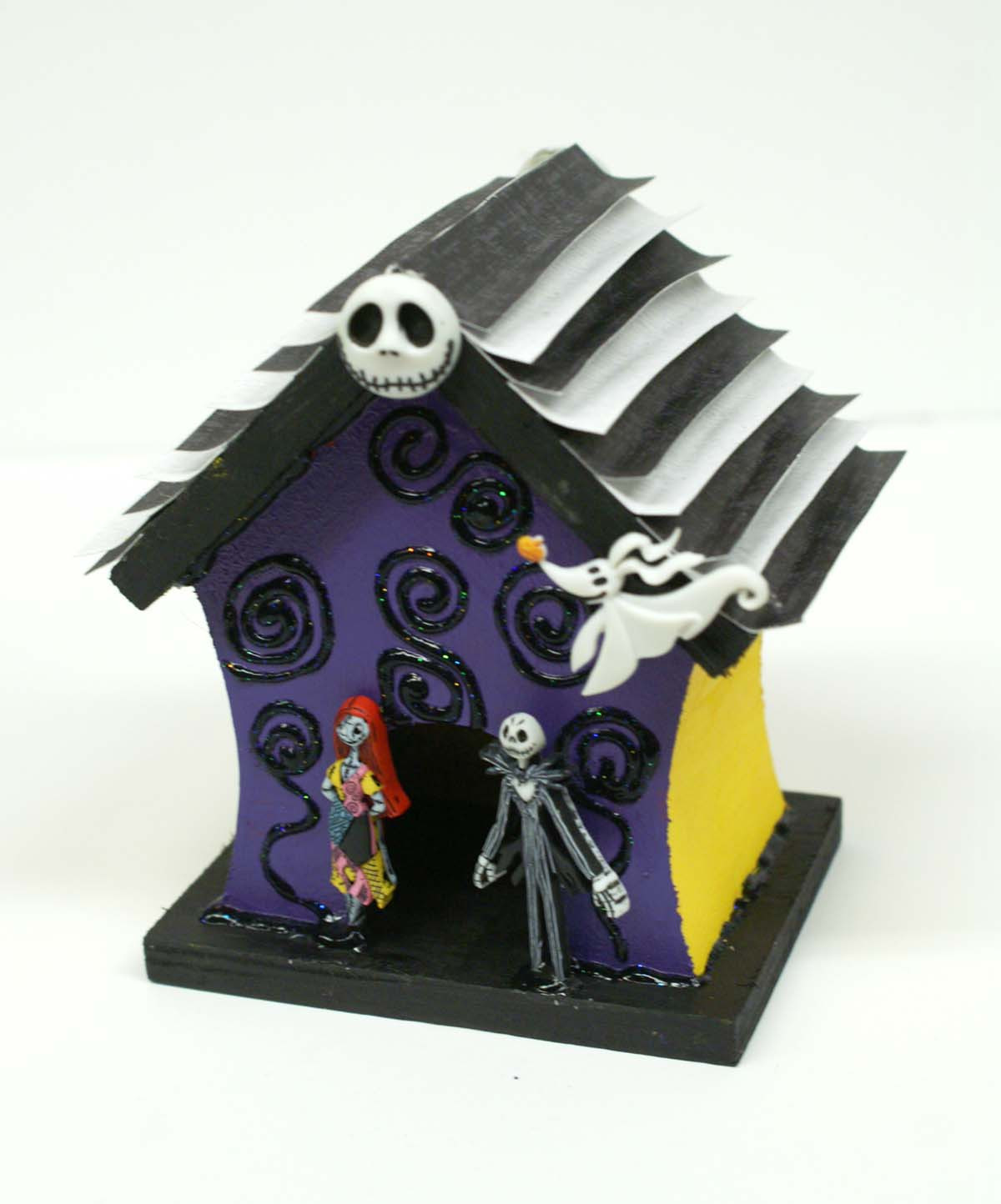 Nightmare Before Christmas Decorations DIY  Ben Franklin Crafts and Frame Shop DIY Nightmare Before