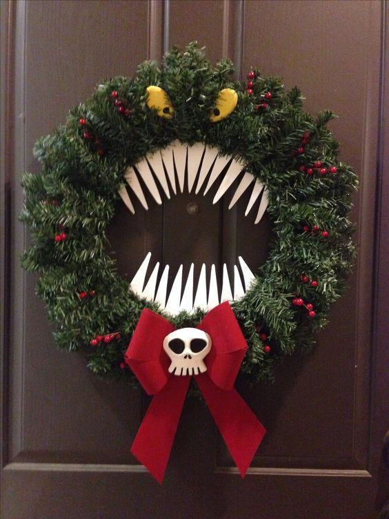 Nightmare Before Christmas Decorations DIY  15 Nightmare Before Christmas Halloween Decor Ideas