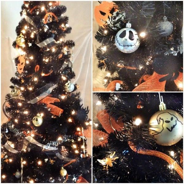 Nightmare Before Christmas Decorations DIY  DIY Nightmare Before Christmas Halloween Tree
