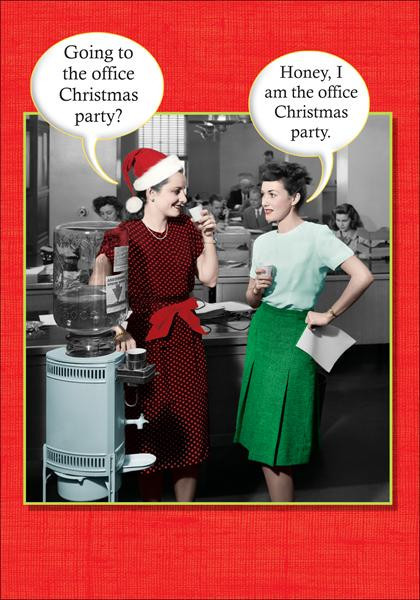 Office Christmas Party Quotes  Christmas Cards For Work Colleagues You Hate