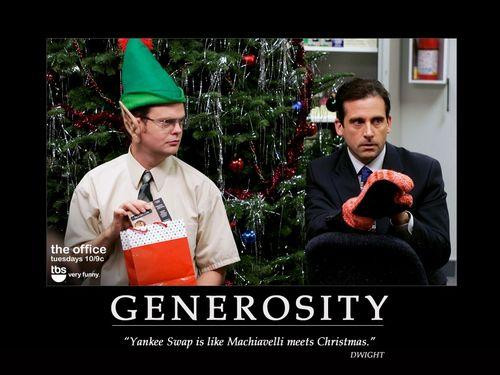 Office Christmas Party Quotes  The fice Quotes NBC