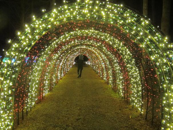 Oregon Garden Christmas  Holiday Celebrations in Portland Oregon