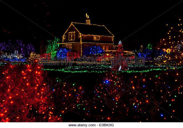 Oregon Garden Christmas  Shore Acres Coos Bay Stock s & Shore Acres Coos Bay
