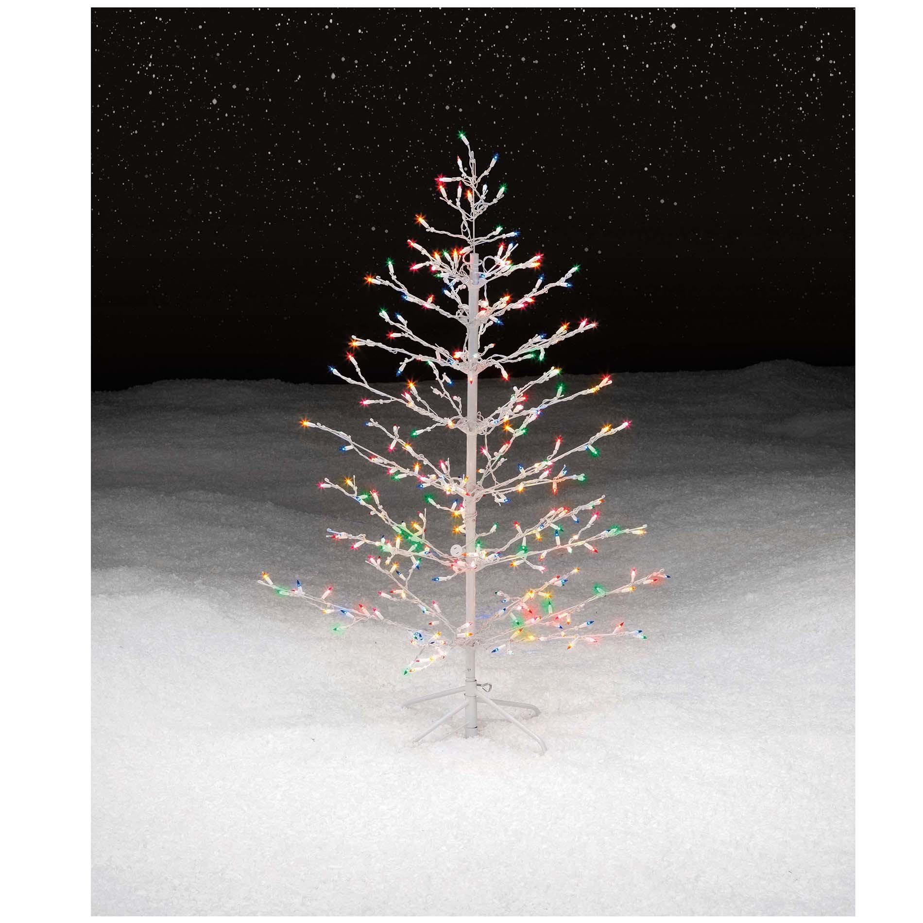 Outdoor Light Up Christmas Tree  Christmas Tree Spiral Lighted Holiday Decor Indoor Outdoor