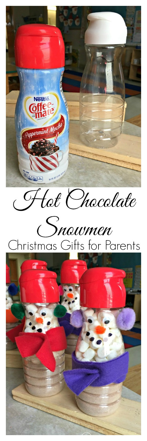 Parent Christmas Gift Ideas  Christmas Gifts for Parents Coffee Creamer Snowmen