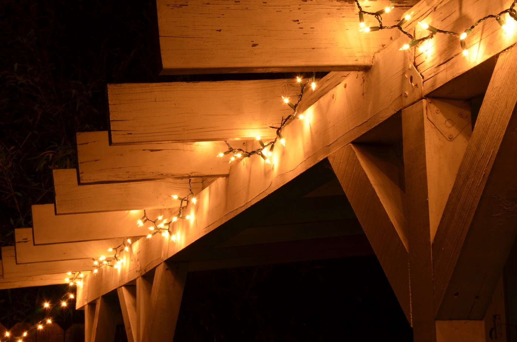 Patio Christmas Lights  7 Ideas for Using Christmas Lights to Brighten Up Your