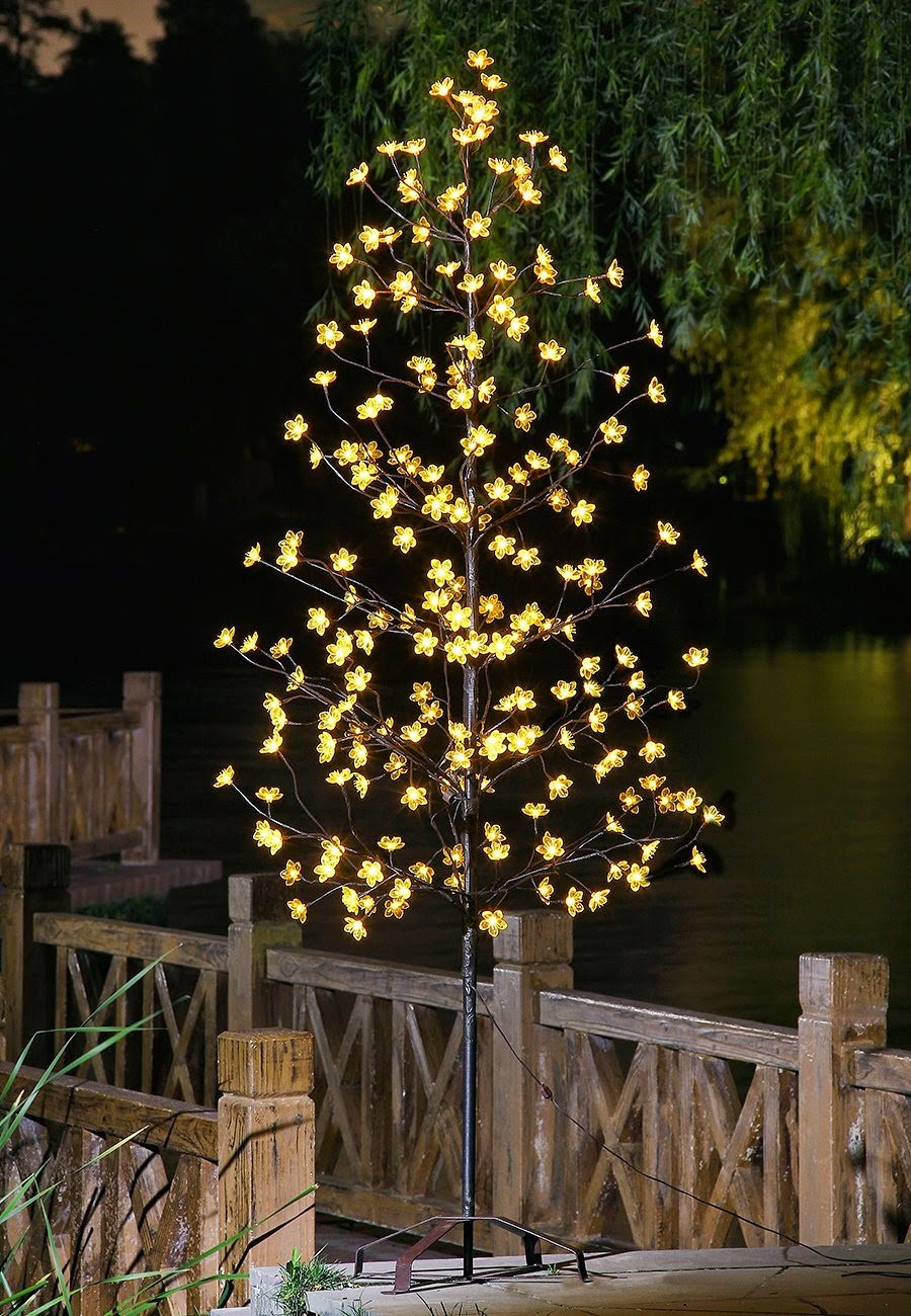 Patio Christmas Lights  Lightshare Light Up the Outdoor Patio or Porch With
