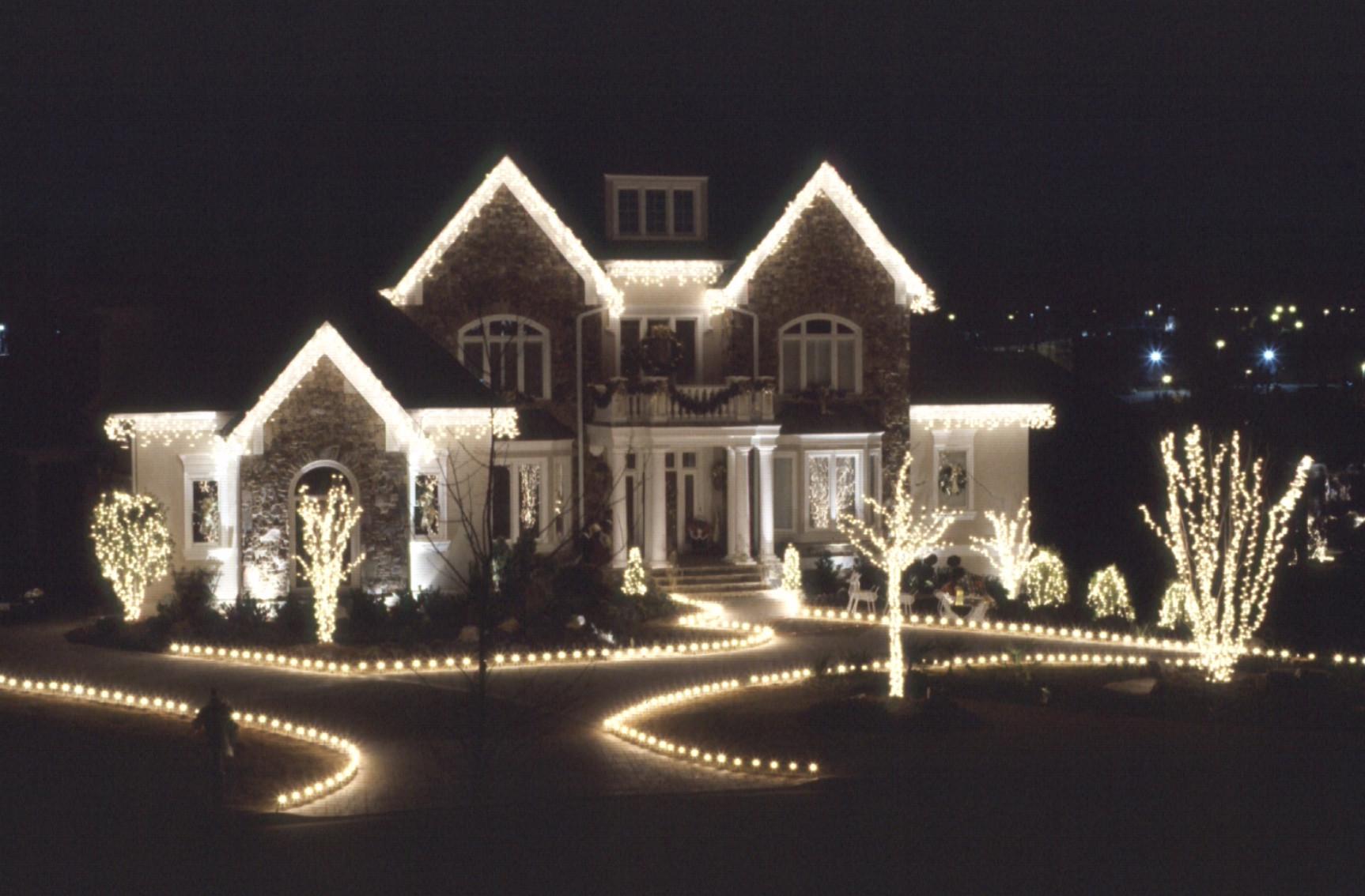 Patio Christmas Lights  Ta a Christmas Lights
