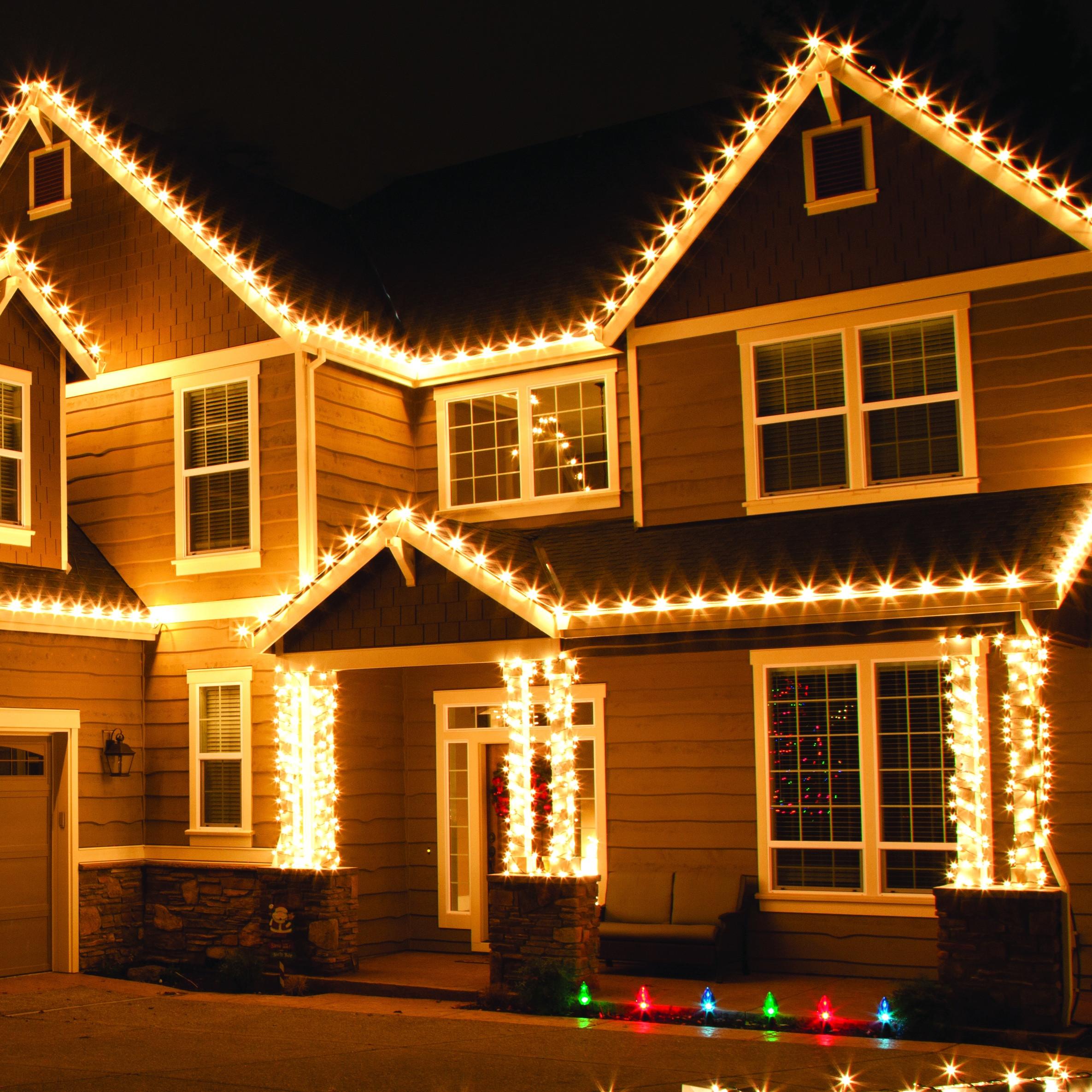 Patio Christmas Lights  Outdoor Christmas Lights